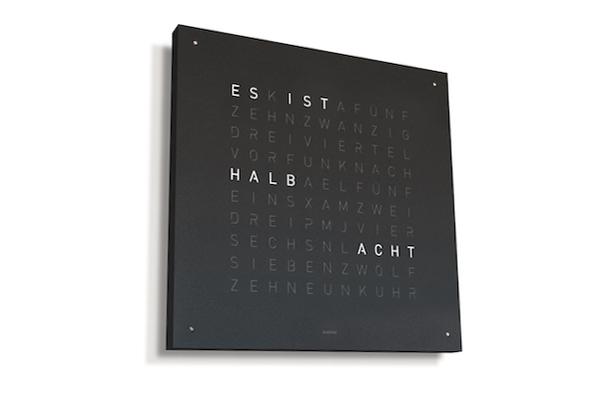 Established-Since.de - Qlocktwo, Uhr, Biegert & Funk