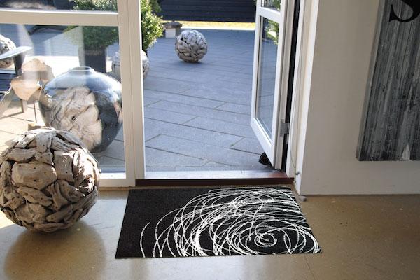 established skriver collection fu matten. Black Bedroom Furniture Sets. Home Design Ideas