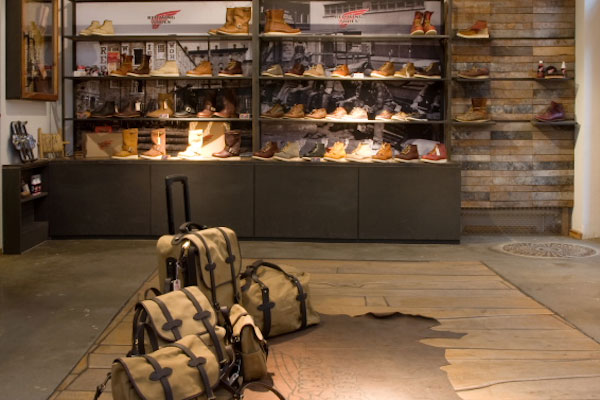 Established Red Wing Store, Schuhe, Berlin